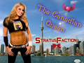 THE TORONTO BEAUTY - trish-stratus fan art