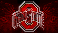 TRANSPARENT RED OHIO STATE