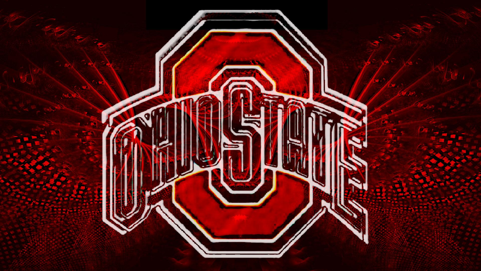 OHIO STATE GRAY BLOCK O - Ohio State Buckeyes Wallpaper