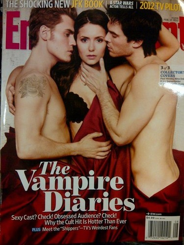 TVD magazine cover