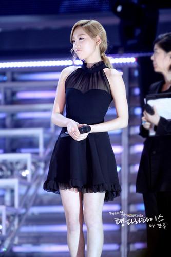 Taeyeon @ Athena Dramatic کنسرٹ