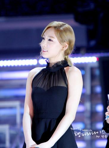 Taeyeon @ Athena Dramatic সঙ্গীতানুষ্ঠান