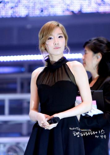 Taeyeon @ Athena Dramatic tamasha