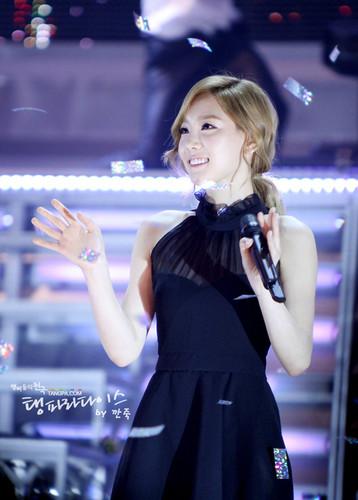 Taeyeon @ Athena Dramatic konser