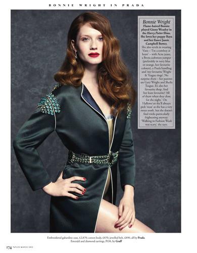 Tatler Magazine [March 2012] (HQ)