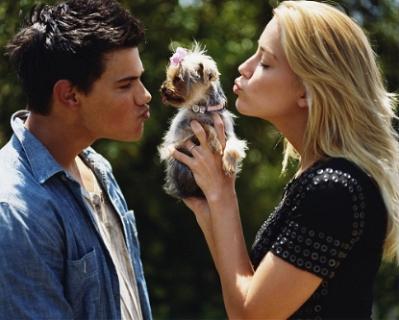 Taylor Lautner for Teen Vogue