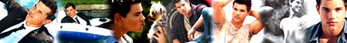 Taylor Lautner for Teen Vogue