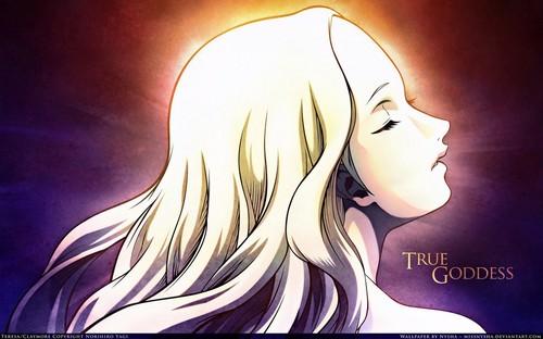 Teresa,The True Goddness