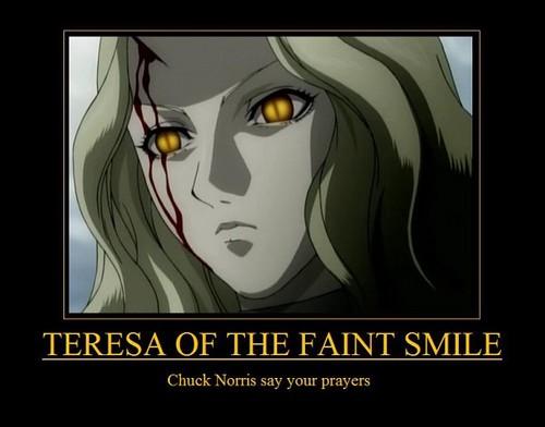Teresa of the Faint Smile