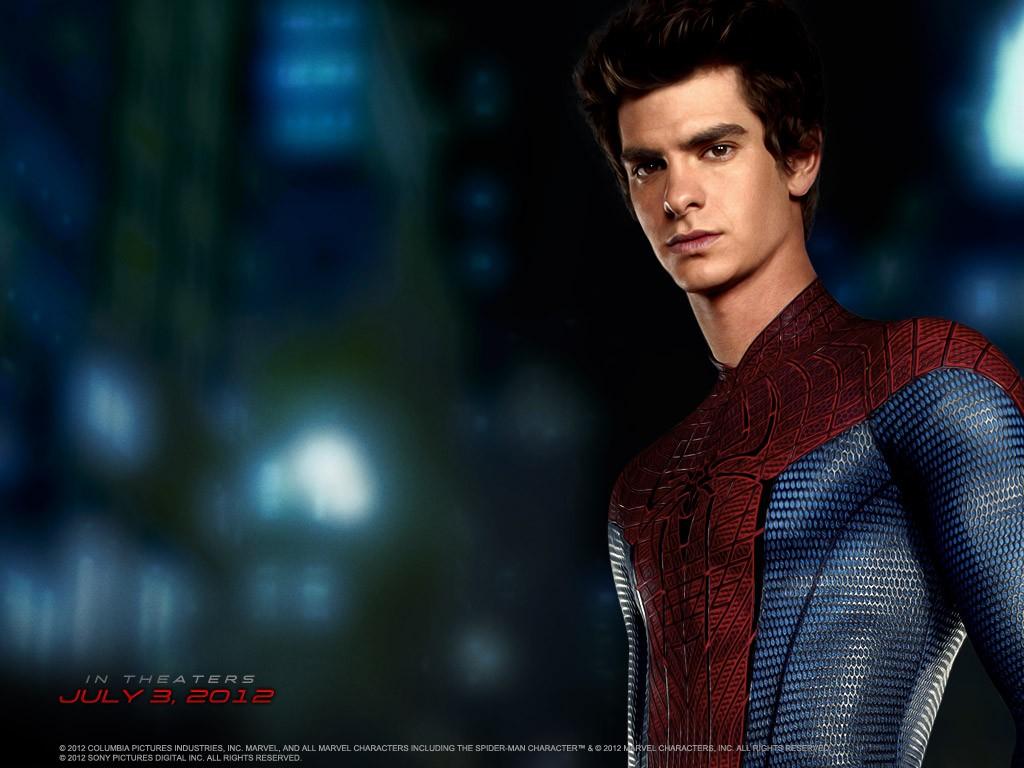 Amazing Spider-Man Peter Parker