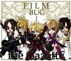 The GazettE in anime
