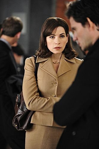 The Good Wife - Episode 3.16 - After The Fall - Promotional фото
