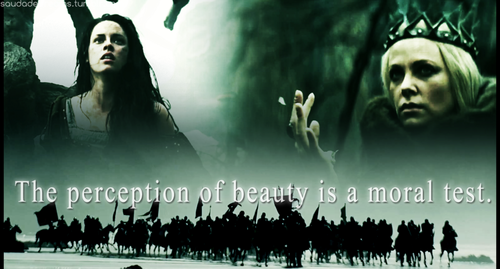 The Perception of Beauty is a moral Test