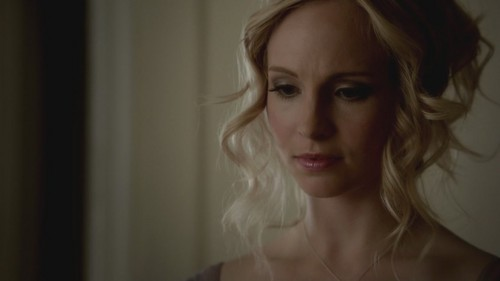 Caroline Forbes wallpaper containing a portrait entitled The Vampire Diaries 3x14 Dangerous Liaisons HD Screencaps