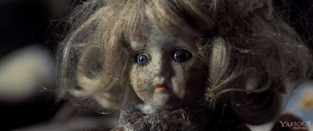 Scary doll wallpaper hd