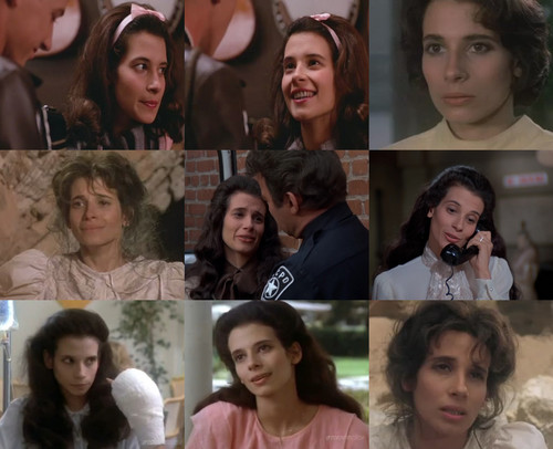 Theresa Saldana collage