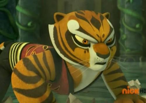 母老虎, 虎妞