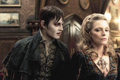 Tim Burton's Dark Shadows 2012