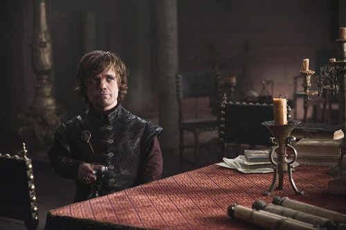 Tyrion Lannister wallpaper containing a drawing room entitled Tyrion Lannister