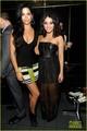 Vanessa Hudgens: Leila Shams Fashion Week Party!