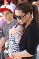 Victoria and children 2012 - wags photo