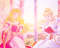 Wallpapers X3 - childhood-animated-movie-heroines wallpaper