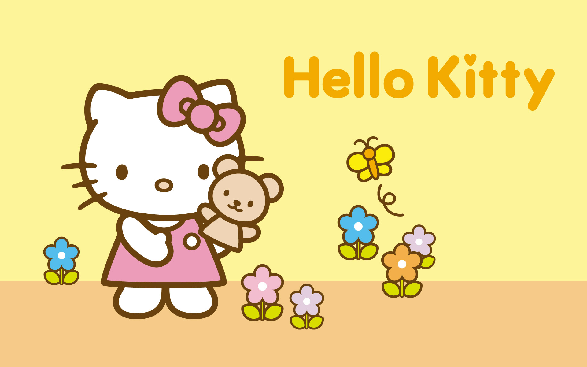 Wallpapers  Hello Kitty Wallpaper (28941578)  Fanpop