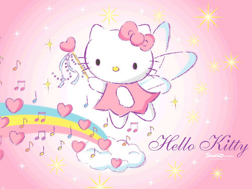 Hello Kitty wallpaper titled Wallpapers