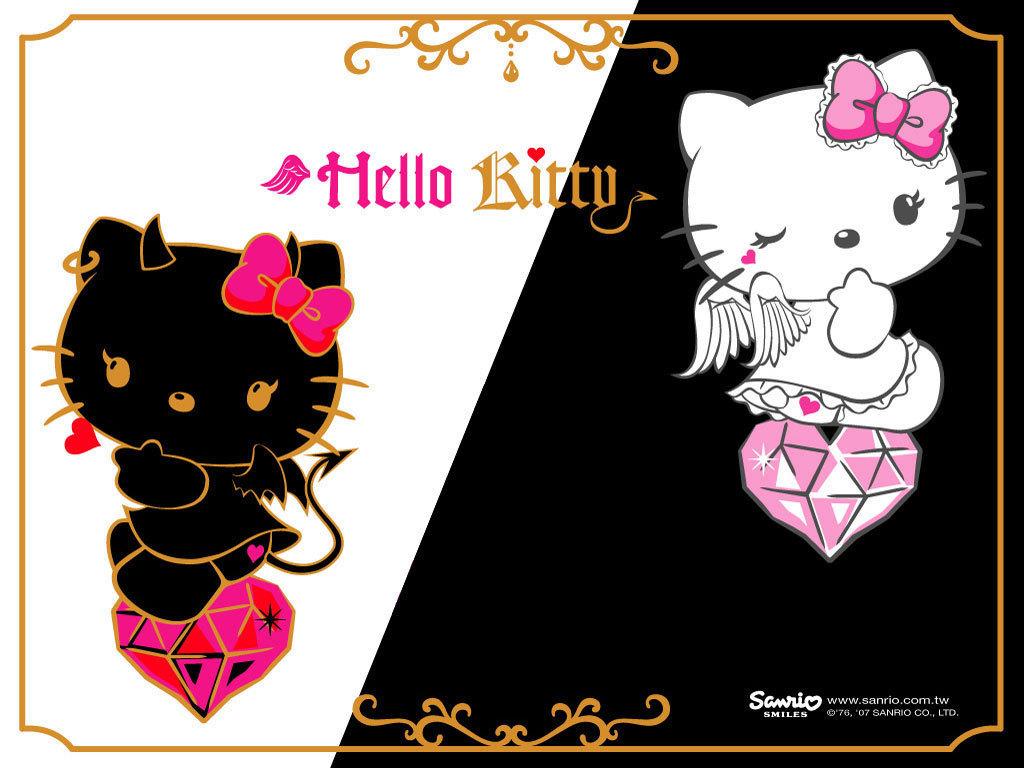 wallpapers hello kitty wallpaper 28941619 fanpop