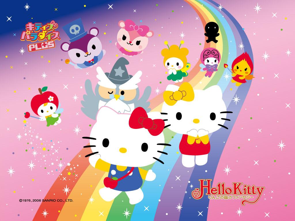 wallpapers hello kitty wallpaper 28941629 fanpop