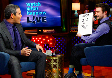 Watch What Happens Live - February 9, 2012