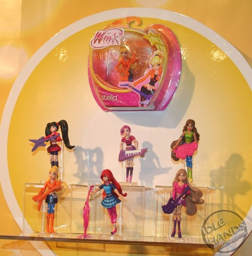 Winx Club New Products 2012
