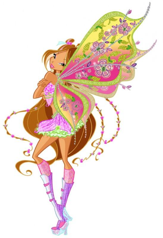 Winx Club  Believix in You images Winx Flora HD wallpaper and