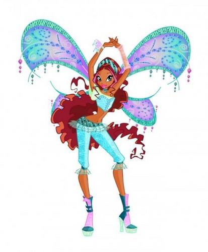 Winx Layla (Aisha)