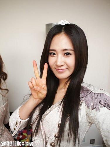 Yuri @ Selca From Off TV Interview