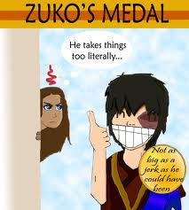Avatar: The Last Airbender achtergrond with anime called Zuko