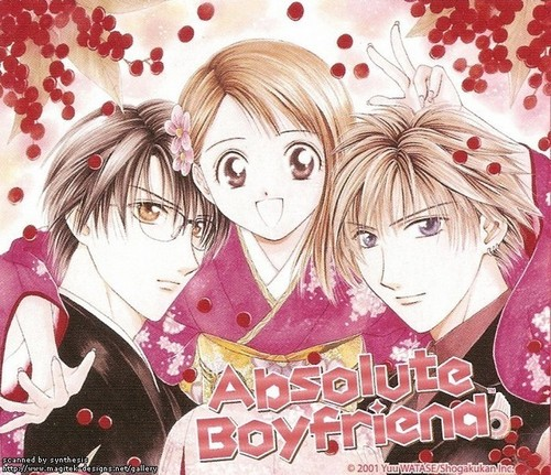 マンガ 壁紙 probably containing アニメ entitled absolute boyfriend