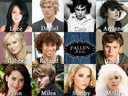 characters from fallen