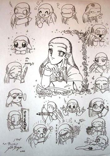 chibi-Legolas
