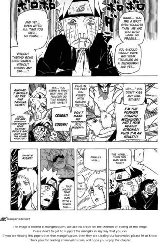 funny Naruto Manga