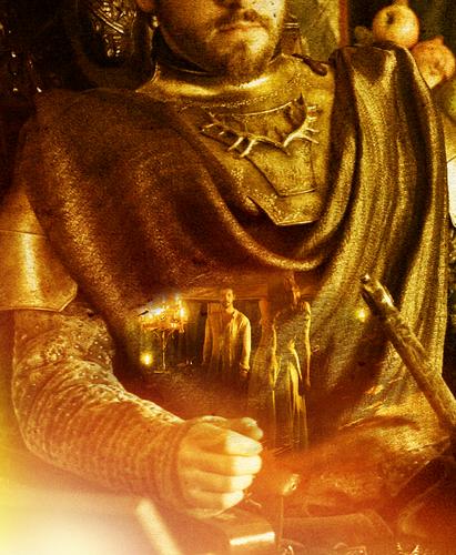 Renly & Margaery
