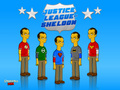 justice league of sheldon - the-big-bang-theory photo