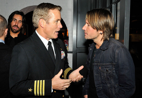 keith urban at act of valor promo