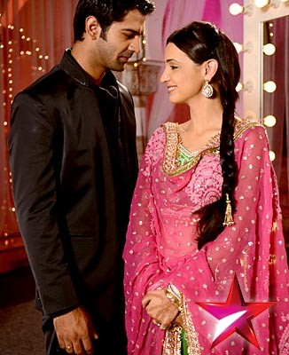 Iss Pyar Ko Kya Naam Doon wallpaper called khushi and arnav