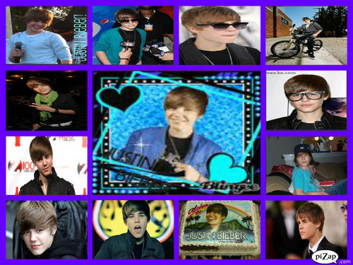 Beliebers wallpaper probably with a stained glass window and anime entitled love you justin