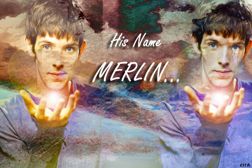 merlin - merlin-on-bbc Fan Art