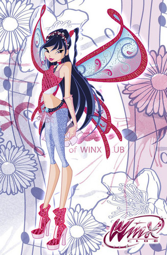 Musa from WINX wallpaper with Anime called musa