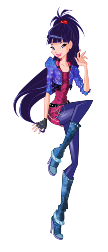 Musa from WINX wallpaper titled musa