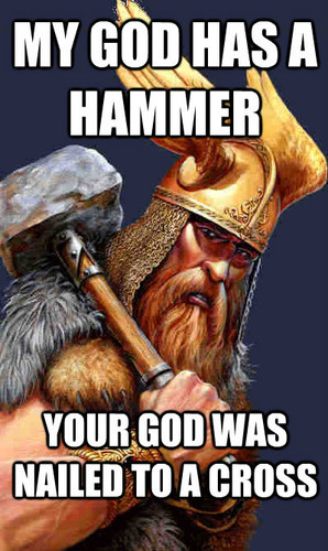 my god has a hammer