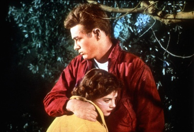 natalie wood and james dean